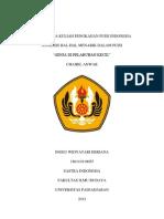 PENGKAJIAN PUISI INDONESIA