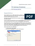 Panduan SMS Gateway
