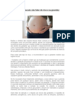 Odontologia - gravidez