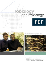 44854219 Microbiology and Mycology