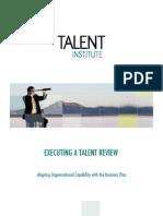 Brochure - Talent Reviews