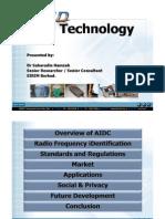 RFiD Technology - Aidc