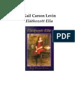 Gail Carson Levine - Elátkozott Ella