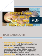 adaptasi fisiologis BBL
