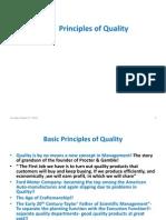 Basic Principles of Quality. Chapter -1 TQM VSJ. Pptx