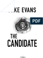 Preview Chaper 1 - The Candidate By Mike Evans