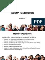 01. WCDMA Fundamentals