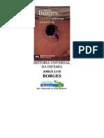 Jorge Luis Borges - História Universal da Infâmia (pdf)(rev)