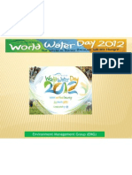 World Water Day-2012