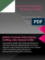 PPT Coronary Artery Bypass Grafting (CABG)