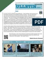 Bulletin Avril 2012