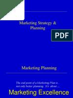 Marketing Planning 2000