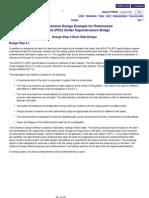 LRFD Deck Design Incl Rail Impact