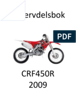 Crf450r9 Owners Manual