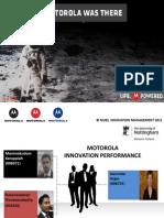 Motorola Presentation Latest 28 APR 11