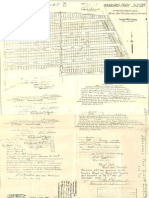 1914 Original and 1924 Resub of Woodland Park Subdivision