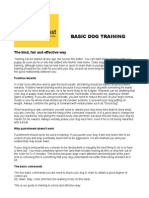 Dogs Trust - Basic Dog Training