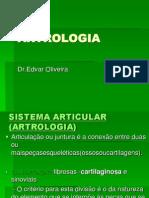 ARTROLOGIA - EDVAR OLIVEIRA