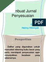 Download Membuat Jurnal Penyesuaian by Helmy Baihaqi Namparloe SN86894472 doc pdf