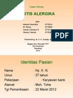 Rhinitis Alergika