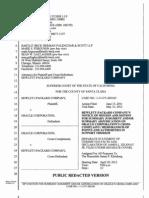 HP Summary Motion