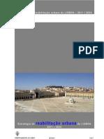 Estrategia Reabilitacao Urbana Lisboa 2011-2024