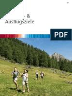Familien Ausflugsziele Ötztal 2012