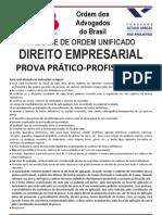 VI Exame Empresarial-Segunda Fase