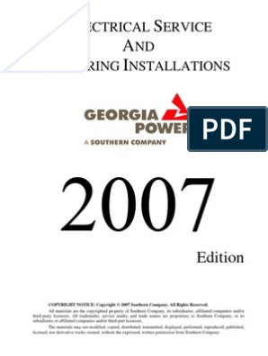 ga power transformer wiring diagram georgia power electrical service   metering installations  georgia power electrical service