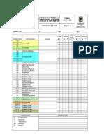 CEX-FO-010 Asignacion de consultorios al personal auxiliar de enfermeria