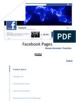 Facebook, new timeline
