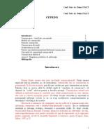 USACI Comunicare+Suport+Curs