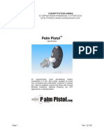 Palm Pistol Specification