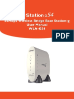 WLAG54 Manual