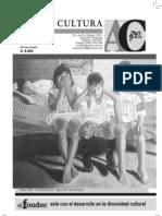 ARTE y CULTURA - Las artes las ciencias y los libros son la forma más alta de la cultura - Año 7 - Número 32 - Marzo Abril 2012 - Paraguay - PortalGuarani