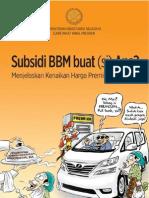 2012 03 27_Energi_Buku Saku Mengapa Subsidi BBM_SBY