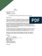 Oppose Ryan Christopher Rodems for Judge, Gov. Scott Letter Mar-21-2012