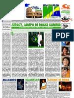 RIOMA 1 - Juracy, lampo di raggi gamma