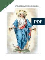 Devocion Ala Virgen Inmaculada Concepcion