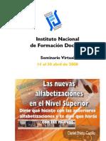 INFD Daniel Prieto Castillo