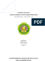 Laporan Panjang PKK 1
