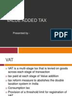 Final Tax Ppt