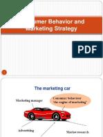Consumer Behavior And