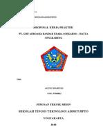 Proposal KP GMF