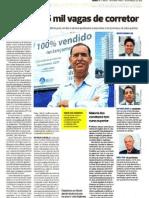 Faltam corretores no Estado de São Paulo
