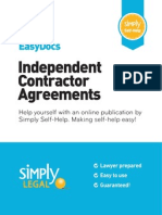 Preview Independent Contractor Agreements