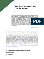 The Mass Psychology of Buddhism