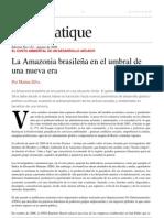Le Monde La Amazonia Brasilera