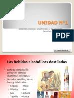 6.- Bebidas destiladas
