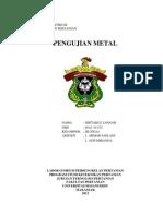 Pengujian Metal